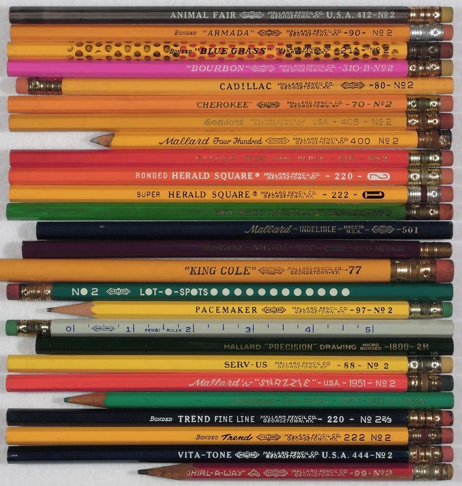 Mallard Pencil Co.